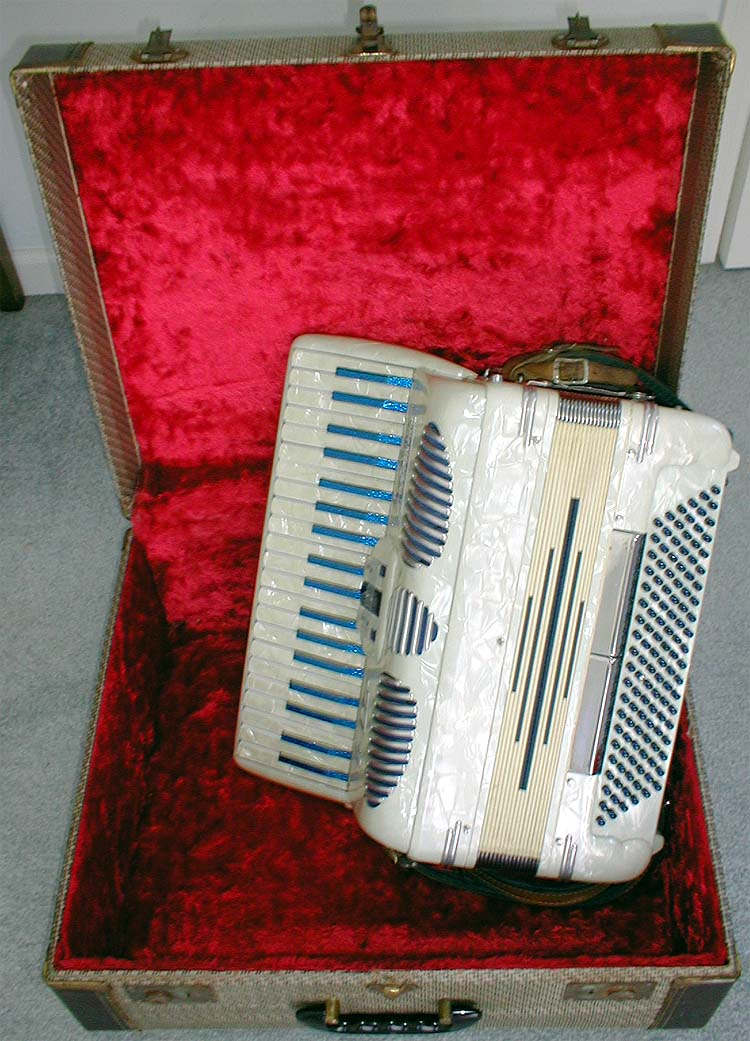Mother Of Pearl >> AccordionLab